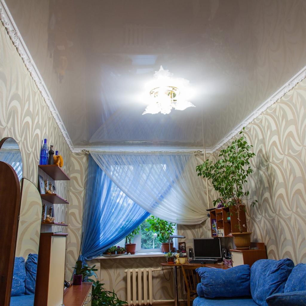 Цнп кварт натяжные потолки череповец